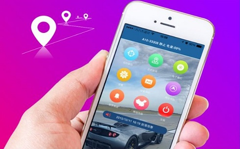 gps tracking application
