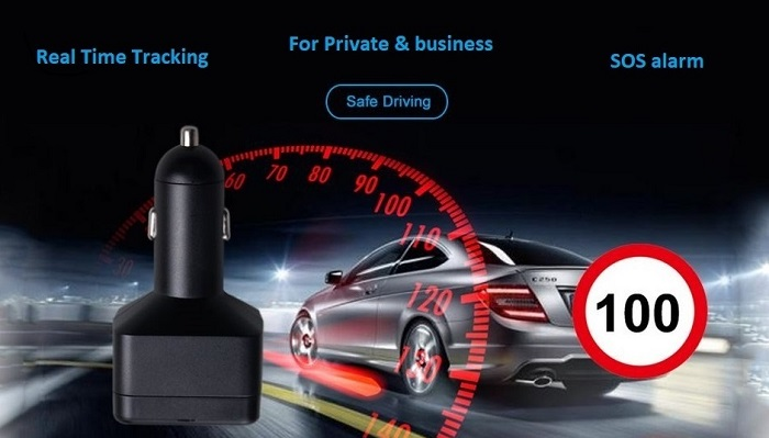 usb charger gps tracker